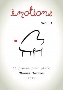 EMOTIONS vol 1 Recueil couverture